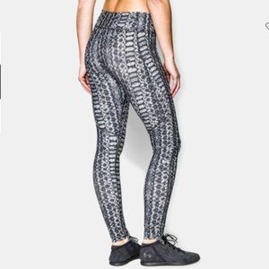 {Under Armour) Snakeskin Compression Leggings